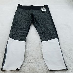 Under Armour Cropped Ankle Compression pants NWT